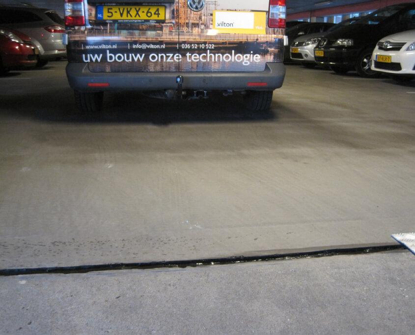 afdichting parkeergarage