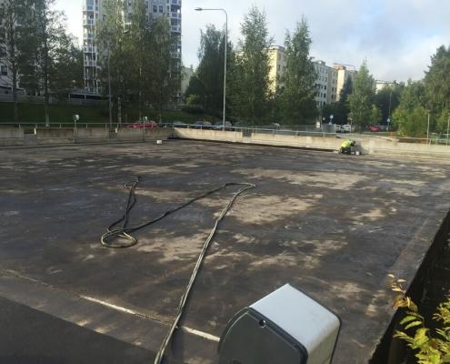 betonrot-voorkomen