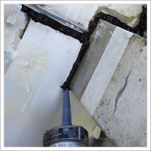 waterdichting rubber