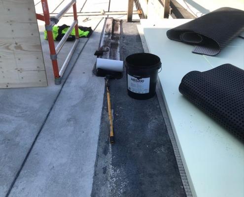 Liquid Rubber waterproofing