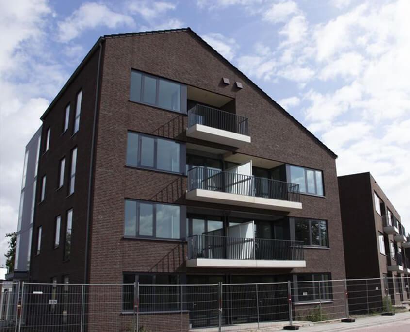 Nistelrode de laar new build construction
